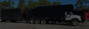 Kenzie Hauling truck - Located in St. Augustine, FL & Jacksonville, FL
